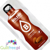 Bolero Instant Fruit Flavored Drink with sweeteners, Almond