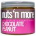 Nuts' n More Chocolate Peanut Butter No Sugar Added with Xylitol and Whey Protein