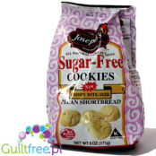 Sugar-free all natural cookies, Crispy Bite-Size Pecan Shortbread