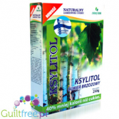 Xylitol birch natural sweetener