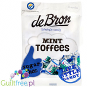 De Bron Sugar Free Mint toffees