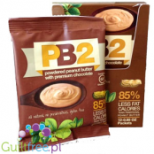 PB2 Powdered Peanut Butter with premium chocolate sachet