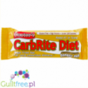 Doctor`s CarbRite Diet Chocolate Bar Covered Banana Nut Sugar Free Bar