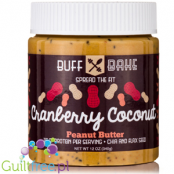 Buff Bake Buffbake Peanut Butter - Cranberry Coconut