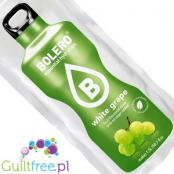 Bolero Instant Fruit Flavored Drink with sweeteners, White Grape
