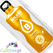 Bolero Instant Fruit Flavored Drink with sweeteners, Banana