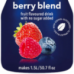 Bolero Instant Fruit Flavored Drink with sweeteners, Berry Blend