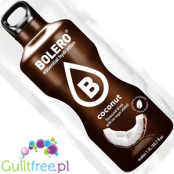 Bolero Instant Fruit Flavored Drink with sweeteners, Coconut -