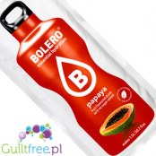 Bolero Instant Fruit Flavored Drink with Sweeteners, Papaya