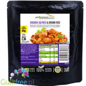Performance Meals Kurczak Curry Jalfrezi 46g białka