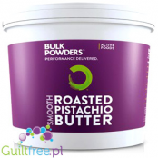 Bulk Powders smooth natural pisachio butter - pistachio butter with roasted pistachio-free, smoothly ground