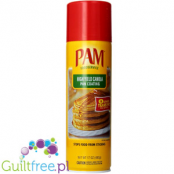 PAM High Yield Canola Pan Coating Spray - high pressure rapeseed spray for caloric frying