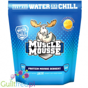 Muscle Mousse® Protein Mousse Dessert Milk Butterscotch Flavor - A high-protein, gluten-free dessert-like mousse