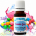 Funky Flavors Bubble Gum for shakes, desserts, yoghurt, ice cream & pancakes - Sugar-free, non-greasy aroma of balloon gum, ice