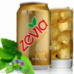 Zevia Cream Soda drink with stevia