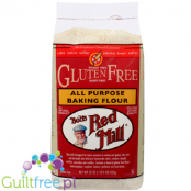 Bob's Red Mill Wheat Free, Gluten Fee, Dairy Free All Purpose Baking Flour - Universal Gluten Free Flour, Free of Wheat