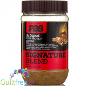 P28 Signature Blend, The Original High Protein Spread with Protein Isolate and with Xylitol - Almond butter with walnut, no adde