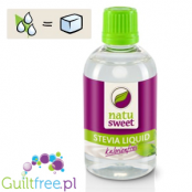 Natu Sweet Stevia Liquid 100ml
