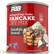 P28 Chocolate Coconut Pancake Mix