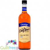 DaVinci Gourme Sugar Free Orange Syrup