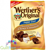 Werther's Original Sugar Free Chocolate Flavored Chewy Caramels