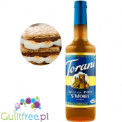Torani Sugar Free Syrup, S'mores - Sugar-free Syrup with s'mores dessert flavor