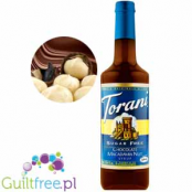 Torani Sugar Free Syrup, Chocolate Macadamia Nut - Sugar Syrup with chocolate flavor and macadamia nuts