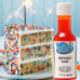 LorAnn Oils Flavor Fountain Birthday Cake for Ice Cream Makers, Shakes & Smoothies