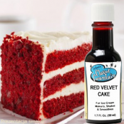 LorAnn Oils Flavor Fountain Red Velvet Cake for ice cream makers, shakes & smoothies
