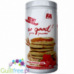 FA So good! ® Protein Pancakes with cottage cheese and real strawberry pieces