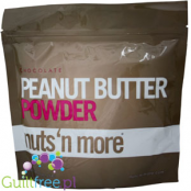 Nuts' n More All Natural Peanut Powder Chocolate