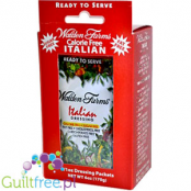 Walden Farms Italian Dressing sachet