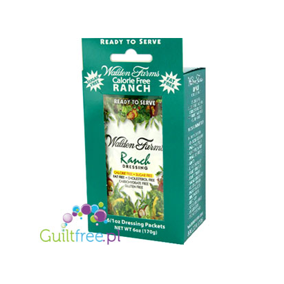 Walden Farms Ranch Dressing sachet