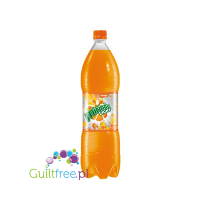 Mirinda Limonade Orange Light, 1,5