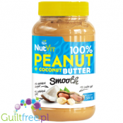 OstroVit NutVit 100% smooth peanut butter + coconut butter