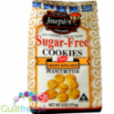 Sugar-free all natural Cakes, Crispy Bite-Size Peanut Butter