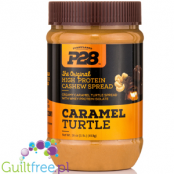 P28 Caramel Turtle, The Original High Protein Cashew Spread