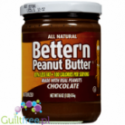 Better'n Chocolate Peanut Butter Spread - degreased cream spread with peanuts and cocoa