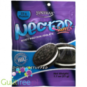 Syntrax Nectar Grade N Go Double Stuffed Cookie Flavored Whey Protein Isolate