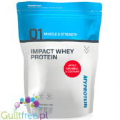 Whip Protein Whey Protein Apple Crumble & Custard Flavor Whey Protein Concentrate Food Additive Powder with Sweetener
