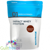 MyProtein Impact Whey Protein Chocolate & Coconut 1KG