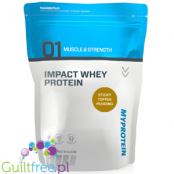 MyProtein Impact Whey Protein Sticky Toffee Pudding Flavor