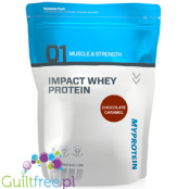 Wheat Protein Whey Protein & Caramel Flavor