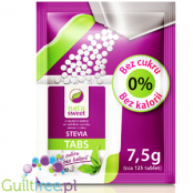 Natu Sweet Stevia Tabs tablet sweetener
