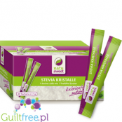 Natu Sweet Stevia Kristalle table sweetener 40 bags