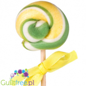 Kraina Słodkości - lollipop without sugar, sweetened with stevia, apple flavors