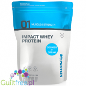 Wheat Protein Powder with Whey Protein Concentrate Powder with Sweetener