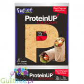Flatout bread ProteinUp Red Pepper Hummus