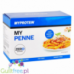 MyProtein penne pasta made from konjac flour - Shirataki pasta in penne shape