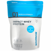 Whey Protein Concentrate Powder with Sweetener